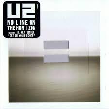 u2 no line on the horizon 2 lp colour
