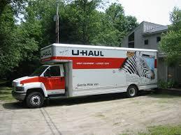 Uhaul Truck S U Haul Ar Truck Rental Reviews