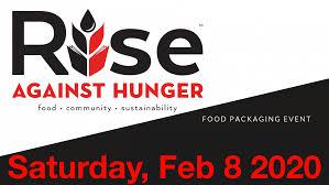 <b>Rise Against</b> Hunger! — First Baptist Church Radford VA
