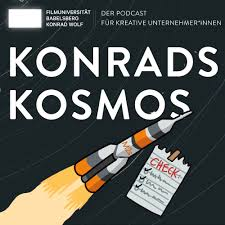 Konrads Kosmos - Der Podcast für kreative Unternehmer*innen