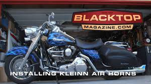 Why would you put <b>air</b> horns on your Harley? - YouTube