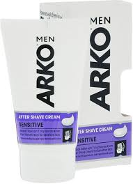 <b>Крем</b> после <b>бритья Arko</b> MEN Sensitive, с алоэ вера и маслом ...