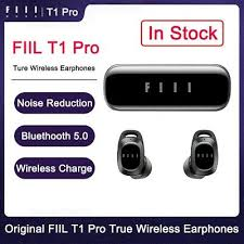 <b>FIIL T1 Pro</b> ANC HeadSet Active Noise Cencellation Earbuds TWS ...
