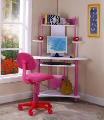 choosing cool desks for teenagers charming interior decorating ideas with lovely white and pink computer bedroomlovely white wood office chair