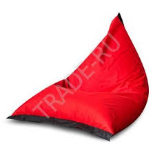 <b>Кресло Пирамида Красно</b>-<b>Чёрная</b>
