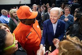 Biden: 'You ain't <b>black</b>' <b>if you</b> have trouble deciding between me or ...