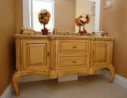 washstand bathroom pine: bahtroom special pine bathroom vanity creating rustic room