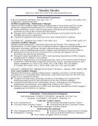 management resume samples managers sample template facilities cover letter management resume samples managers sample template facilities manager pagesample management manager resume