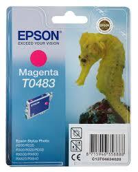 <b>Картридж EPSON</b> T0483, пурпурный [<b>c13t04834010</b>]