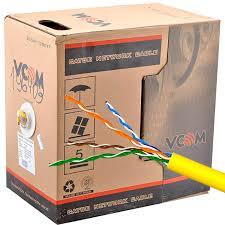 <b>Сетевой кабель VCOM</b> UTP CAT5e VCOM UTP cat - ElfaBrest