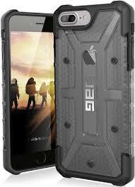 <b>Клип</b>-<b>кейс UAG</b> Plasma iPhone 8 Plus прозрачный - цена на Клип ...