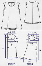 <b>fusion</b>-of-styles.ru | Платье швейные шаблоны, Узоры для ...