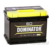 Автомобильные аккумуляторы <b>Dominator</b> — купить на Яндекс ...