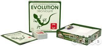 <b>Эволюция</b> | Купить настольную игру в магазинах Hobby Games