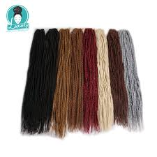 "<b>Luxury For Braiding</b> 7packs 22"" 5mm 100g 32roots/pack Synthetic ..."