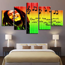2019 Prints Pictures <b>Home Decor Modular Canvas</b> Wall Art Bob ...