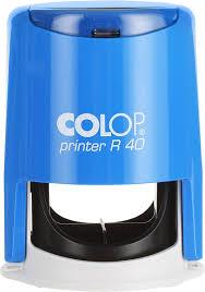 Colop <b>Оснастка для круглой печати</b> Printer R40 автоматическая ...