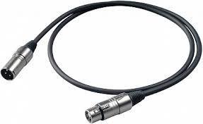Купить Микрофонный <b>кабель PROEL</b> BULK250LU3 с бесплатной ...