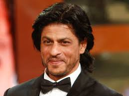 Shah Rukh Khan poses with his trophy after receiving award for his lifetime career during the - bollywood-shah-rukh-khan-3