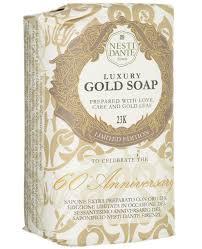Nesti Dante Золотое мыло Gold <b>Soap 60th Anniversary</b> Gold Leaf ...