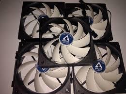 Обзор от покупателя на <b>Вентилятор</b> для корпуса <b>Arctic Cooling</b> ...