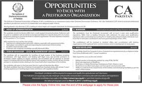 icap jobs apply online admin head managers icap jobs 2015 apply online admin head managers web developers latest