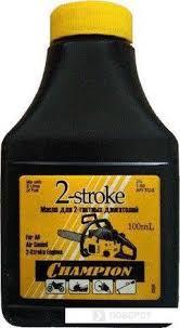 Моторное <b>масло Champion 2-stroke</b> 0.1л [952803], цена 7 руб ...
