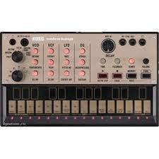 Купить <b>KORG VOLCA DRUM</b> компактный аналоговый ...