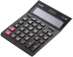 Купить <b>калькулятор Casio GR-12</b>-W-EP по выгодной цене в ...