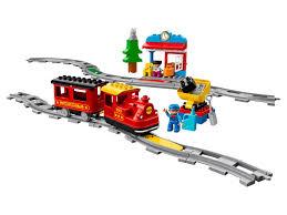 <b>Поезд на</b> паровой тяге 10874 | <b>DUPLO</b>® | <b>LEGO</b>.com RU
