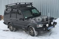 Багажник экспедиционный - Land Rover ... - Офф-Роад-Маркет