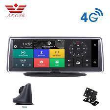 Car DVR Dash Cam Hidden <b>Wi-Fi Camera</b> Radar Detector <b>Rear</b> ...