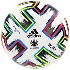 <b>Мяч</b> футбольный <b>Adidas Uniforia</b> League FH7376, белый, черный ...
