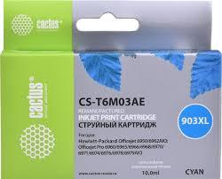 <b>Картридж</b> струйный Cactus CS-<b>T6M03AE</b> для <b>HP</b> OJP 6950/6960 ...