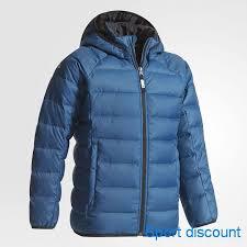 Детский пуховик <b>Adidas</b> Froosty BR6033 • Боковые карманы на ...