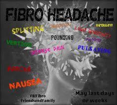 Bildresultat för fibromyalgia+headache