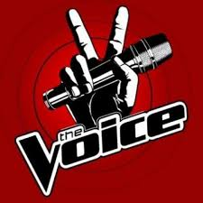 Image result for THE VOICE LOGO