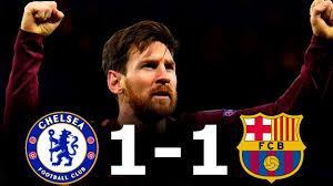 Chelsea 1-1 Barcelona - All Goals & Extended Higlights (20022018 ...