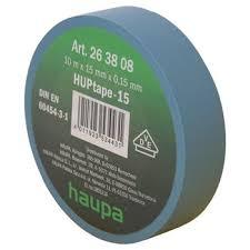 Купить <b>Изолента</b> ПВХ, цвет синий, шир.19 мм, длина <b>20 м</b>, d 74 ...