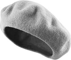 Deewang <b>Women's Men's Solid</b> Color Plain Wool French Beret One ...