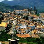 Ouro Preto, the old capital of