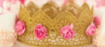 Kara's Party Ideas <b>Royal Princess First</b> Birthday Party