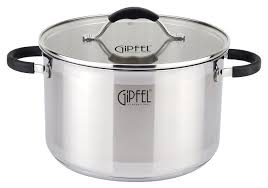 <b>Кастрюля GIPFEL</b> METROPOLE 2,9 <b>л</b> — купить по выгодной цене ...