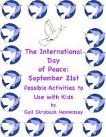 International Day of Peace is September 21st | Education World