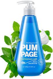 Bioaqua <b>Pum</b> Page <b>Зубная паста</b> - гель Свежая Мята, 285 г купить ...