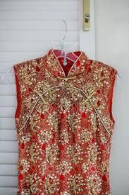 Chinese <b>Wedding</b> Dress (<b>Cheongsam</b>)