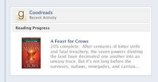 Goodreads Blog Post: Introducing Goodreads for Facebook Timeline via Relatably.com