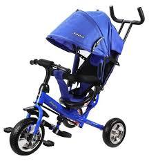<b>Трехколесный велосипед Moby</b> Kids Start 10x8 Eva — купить по ...