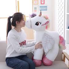 Detail Feedback Questions about <b>1pc</b> 50/<b>60</b>/90cm <b>Kawaii Unicorn</b> ...