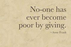 Inspiration and Beautful Quotes on Pinterest | Children, Charity ...